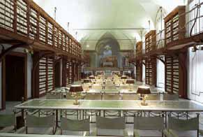 Polo bibliotecario il progetto for Camera del senato e dei deputati