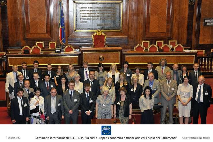 Ecprd2012 aula senato della repubblica for Parlamento della repubblica