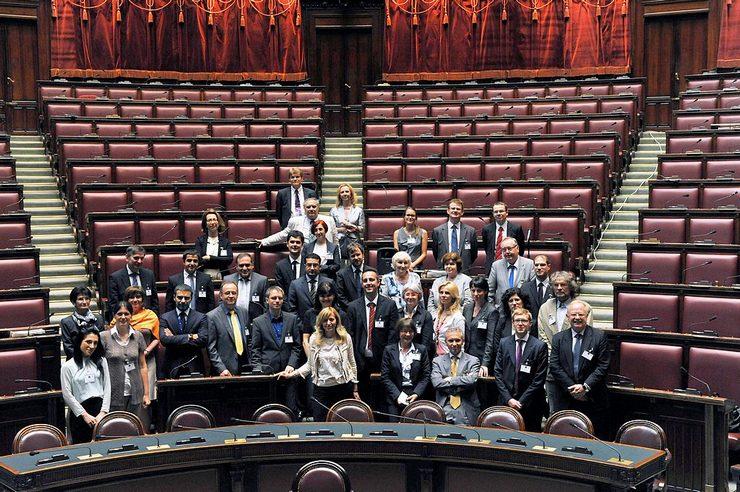 Ecprd2012 aula camera dei deputati for Camera dei deputati roma